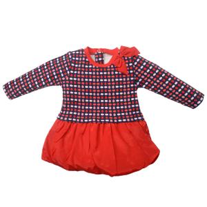 Balloon Skirt Dress - Candy Drops