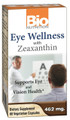 Bio Nutrition - Eye Wellness with Zeaxanthin 60 Vegetarian Caps by Only Natural