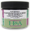 Pomegranate-Goji Berry Solid Extract - 3 oz. by Herbalist & Alchemist
