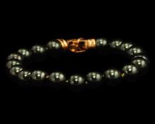 Hunter Green Pearl Bracelet