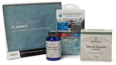 "Basic ""Must-Haves"" Recovery Kit for Plastic Surgery"