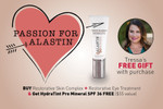 Free Alastin HydraTint With Purchase