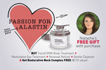 Free Alastin Neck Cream Gift With Purchase