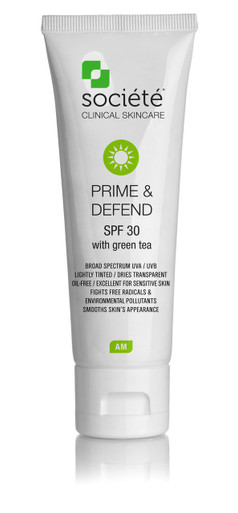 New packaging for Prime and Defend. Same product and amount.