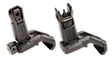 Magpul MBUS Offset PRO Front & Rear Folding Sight Set