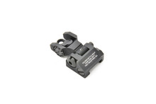 Troy Industries Rear Folding Battlesight - Black