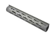 "Troy VTAC 13"" Alpha Rail - Black"