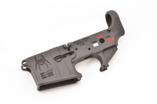 Spikes Tactical Lower Receiver Color Fill - Stripped