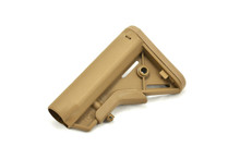 B5 Systems BRAVO Stock Coyote Brown