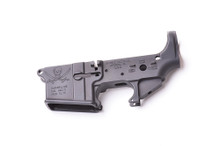 Spikes Tactical Jolly Roger Lower Receiver - Stripped