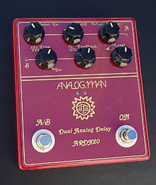 Analog Man ARDX20 Dual Analog Delay