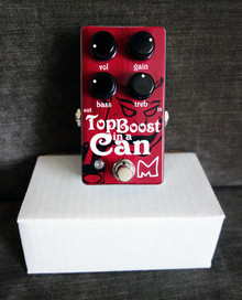 Menatone Top Boost in a Can Overdrive Pedal
