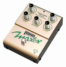 MAXON ROD-880 REAL TUBE OVERDRIVE.