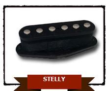Rio Grande Stelly - Strat