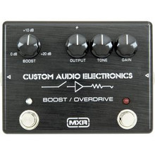 Custom Audio Boost/Overdrive