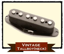 Rio Grande Vintage Tallboy Neck - Tele
