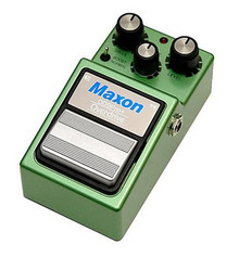 Maxon OD-9 Pro + Overdrive