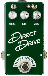 Barber Direct Drive V4 Guitar Pedal