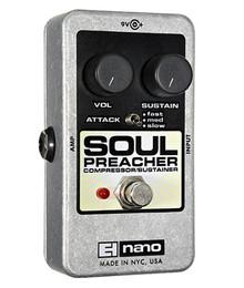 Electro Harmonix Nano Soul Preacher Guitar Pedal