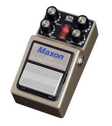 Maxon TBO9 True Tube Boost/Overdrive