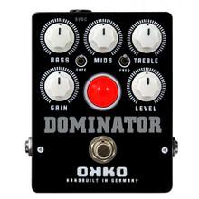 Okko Dominator Overdrive Pedal