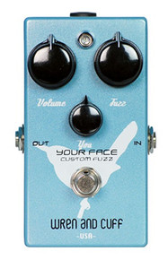 Wren and Cuff Your Face Custom Fuzz - 60's