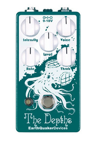 Earthquaker Devices Depths Optical Vibe Machine