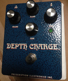 PRESCRIPTION DEPTH CHARGE BLUE