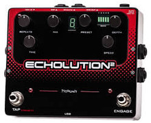 Pigtronix Echolution 2 Delay Pedal