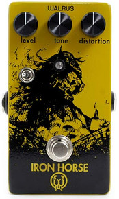 Iron Horse Fuzz guitar pedal by Walrus Audio V1
