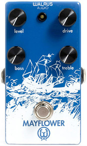 Mayflower Overdrive by Walrus Audio