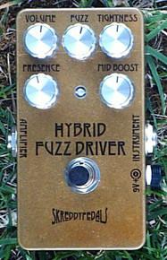 Skreddy Hybrid Fuzz Driver