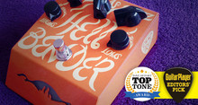 Deep Trip Pedal - The Hell Bender guitar pedal