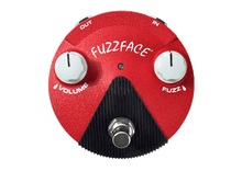 Dunlop Band of Gypsys Fuzz Face Mini guitar pedal