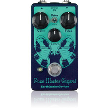 EarthQuaker Devices Fuzz Master General Guitar Pedal