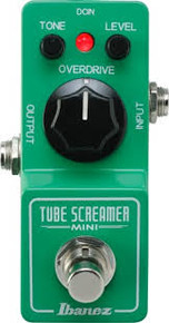 Ibanez Mini TS808 Tubescreamer Guitar Pedal