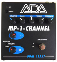 ADA MP-1-CHANNEL Guitar Overdrive Distortion Pedal