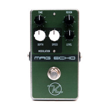 Keeley Magnetic Echo – Modulated Tape Echo Guitar Pedal