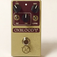 Keeley OxBlood Overdrive Guitar Pedal