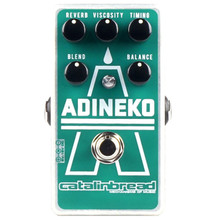 Catalinbread Adineko Oil Can Delay Guitar Pedal