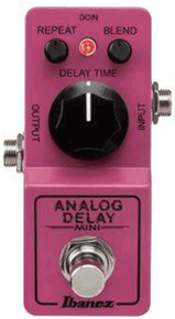 Ibanez Mini Analog Delay Guitar Pedal