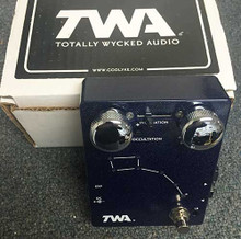 TWA Little Dipper Envelope-Controlled Filter Bass and Guitar Pedal - Pre-Owned