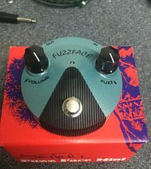Dunlop Jimi Hendrix Fuzz Mini guitar pedal pre-owned