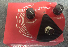 DUNLOP MINI FUZZ FACE - GERMANIUM guitar pedal - Pre/Owned