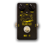 Black Cat OD-1 Guitar Pedal