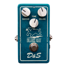 Black Cat D&S guitar pedal