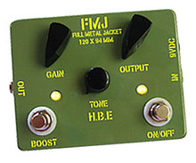 Homebrew Pedals Full Metal Jacket