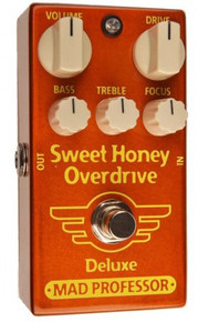 Mad Professor Sweet Honey Overdrive Deluxe Guitar Pedal