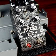 Pettyjohn Iron Guitar Pedal of Overdrive