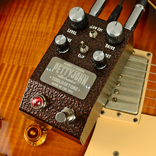 Pettyjohn Chime Overdrive Guitar Pedal VERSION 1